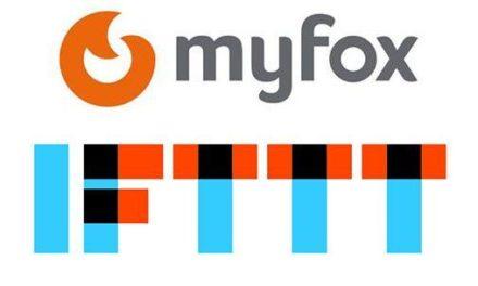 Myfox sort son API et devient compatible IFTTT