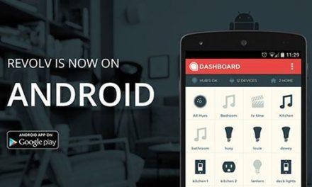 Revolv arrive sur Android