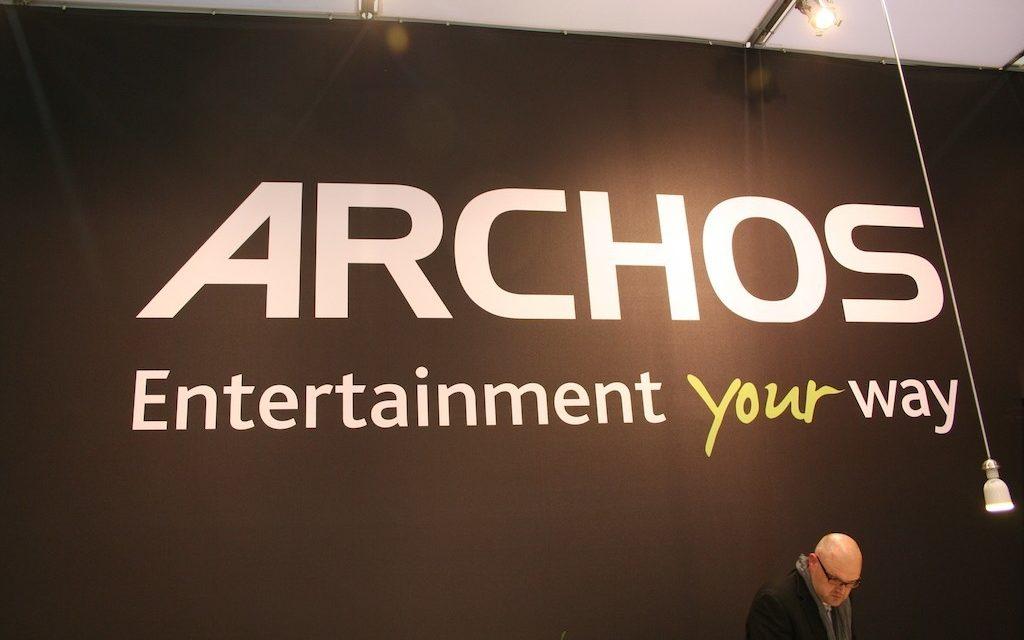 Archos présente ses nouveaux objets connectés