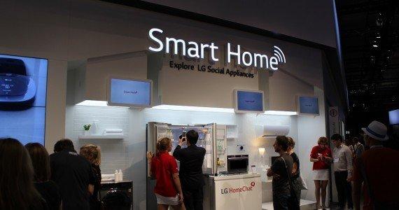 lg ifa smart home