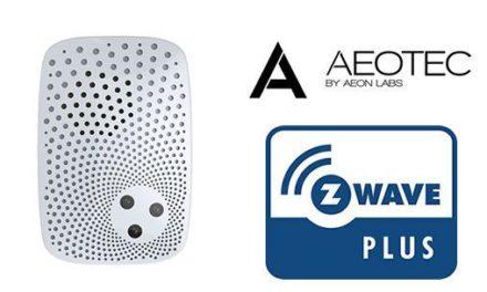#Test de la Sirène Z-Wave+ Aeotec ZW080