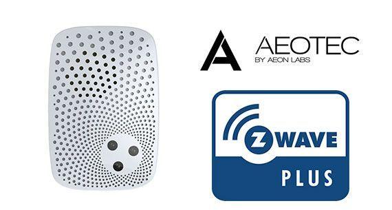 Aeon Labs siren aeotec