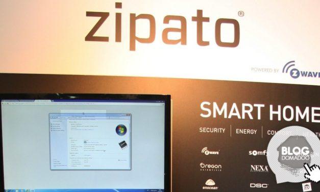 #BBWF : Zipato présente la Zipacam et la ZipaTV