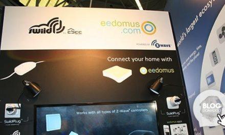 Les français Eedomus et Swiid présentent leurs produits Z-Wave au #BBWF
