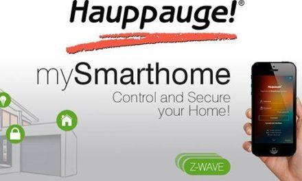 Hauppauge présente sa solution domotique Z-Wave mySmarthome