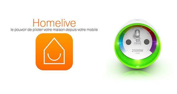 Homelive test FGWP 101 wallplug couverture