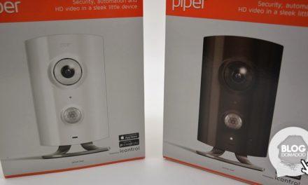 La caméra Z-Wave Piper arrive en Europe