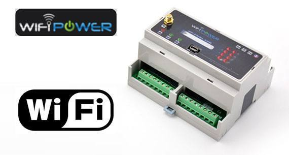 wifipower WP PANEL REL2 une