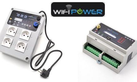 WIFIPOWER : commandez vos appareils électriques en Wi-Fi