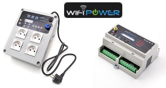 wifipower une