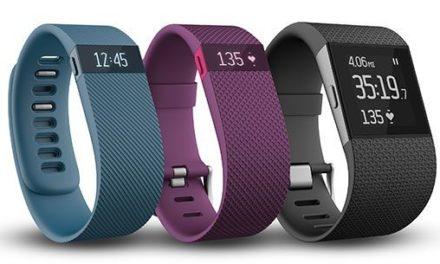 Le nouveau bracelet connecté Fitbit Charge est disponible !