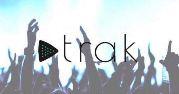Trak03 580x305 TRAK, un Bracelet connecté Shazam like