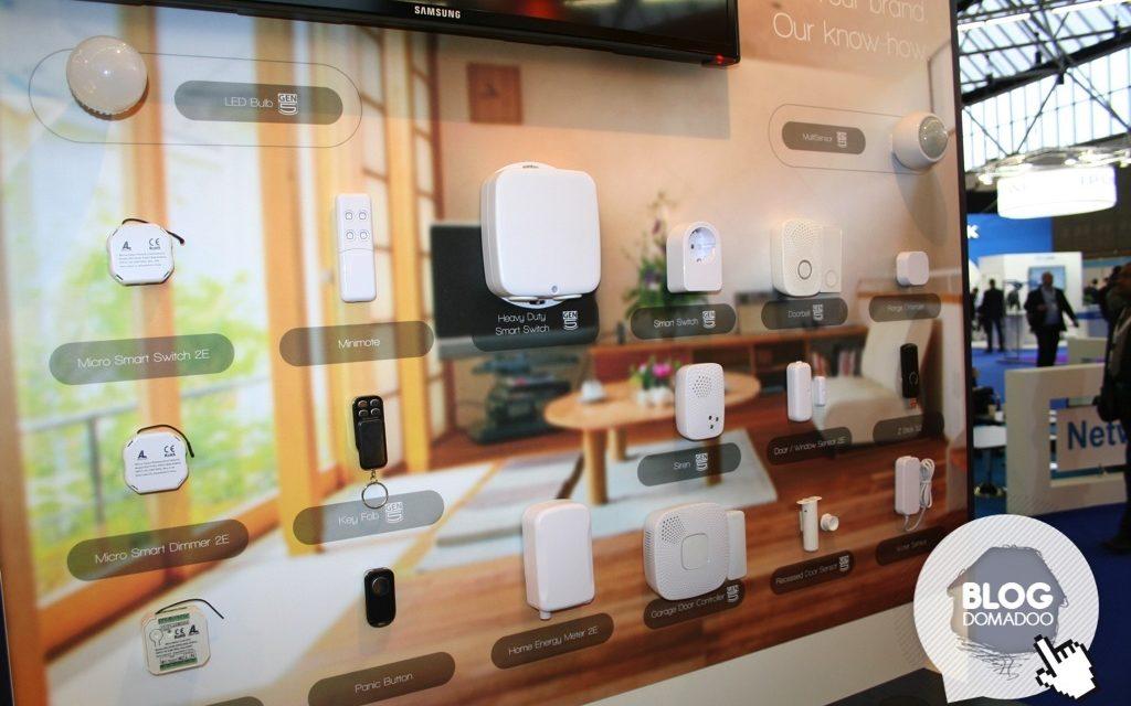Aeon Labs a présenté ses nouveaux produits Z-Wave Plus au #BBWF