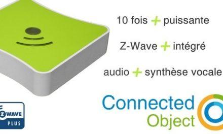 Connected Object annonce sa nouvelle box domotique eedomus+