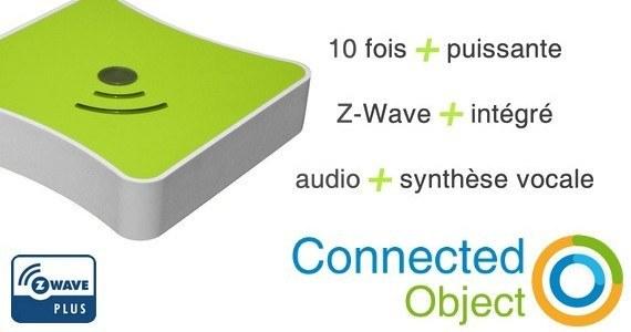 connected object annonce sa nouvelle box domotique eedomus plus