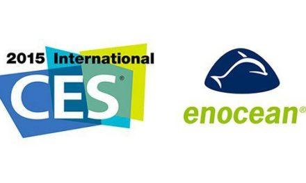 EnOcean montrera ses produits sans fil et sans pile au #CES2015