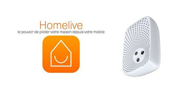 homelive test ZW080 couverture
