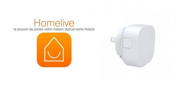 Homelive orange aeonlabs dsd37 couverture