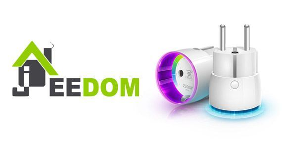 Jeedom guide utilisation fibaro fgwpe wallplug wallpaper