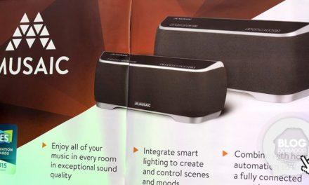 #CES2015 : Musaic, un nouveau système audio multiroom qui offre aussi un contrôle domotique