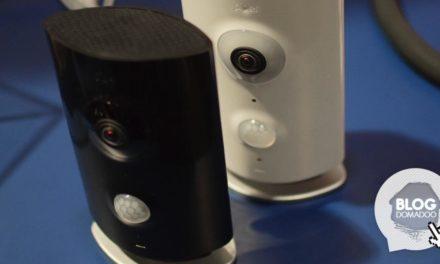Piper présente un nouveau modèle de sa caméra Z-Wave au #CES2015