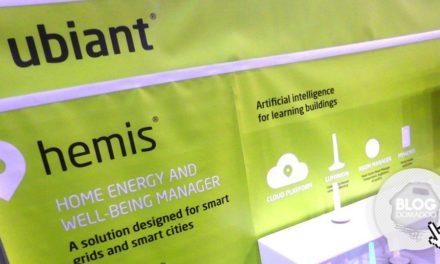 Ubiant présente sa solution domotique Hemis et des Objets Connectés inédits au #CES2015