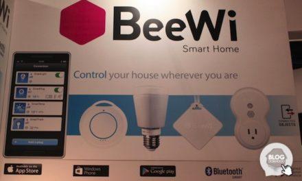 BeeWi présente sa nouvelle gamme domotique au #CES2015