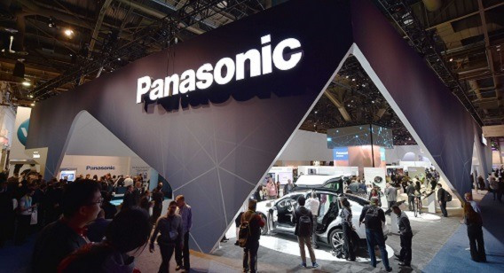CES2015 PanasonicBooth