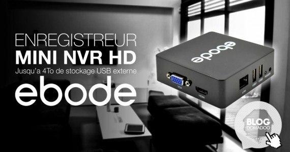 EBODE IPV4NVR