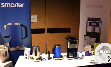 #CES2015 : La cafetière connectée Smarter Coffee