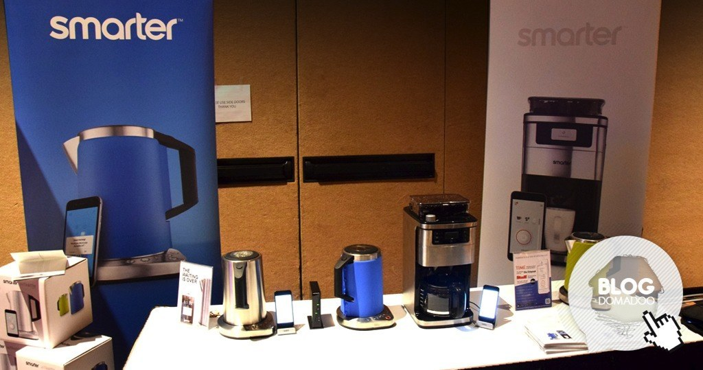 Smarter Coffee ces2015 UNE