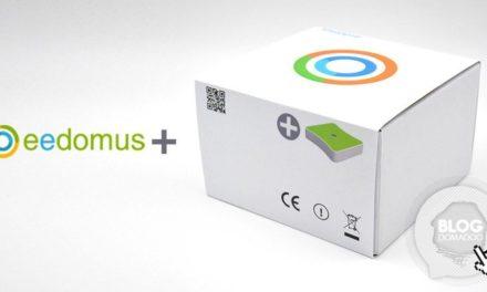 Test de la nouvelle box domotique eedomus+