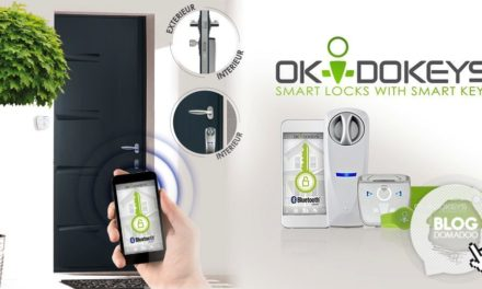 Okidokeys: Découverte, installation et programmation de la serrure connectée