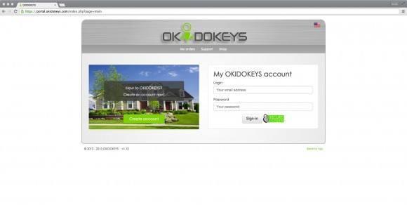 okidokeys_serrure_connectee_configuration