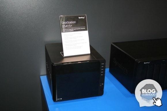 synology cebit15 3 580x386 Synology présente son routeur au #Cebit15