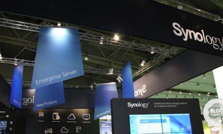 Synology présente son routeur au #Cebit15