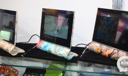 #Cebit15: Zodianet présente sa tablette Android
