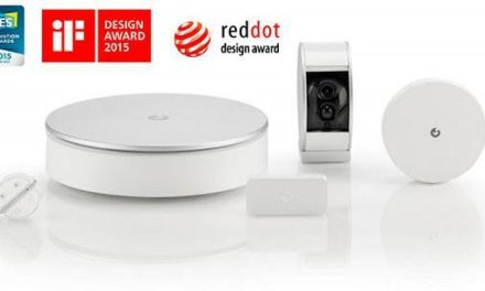 Myfox reçoit les prix iF Design et Red Dot Design