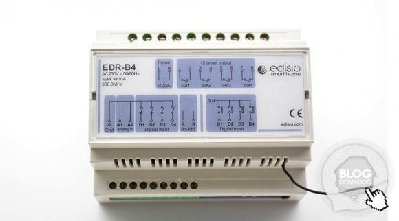 Guide d utilisation du module récepteur Edisio Rail DIN EDR-B4-01