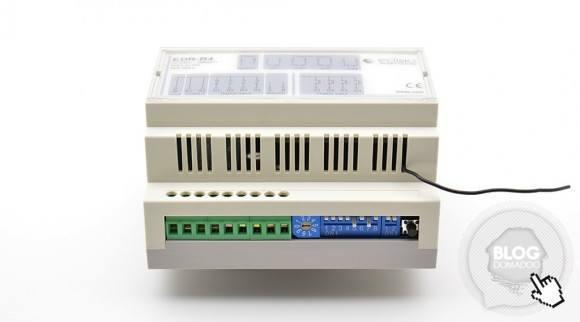 Guide d utilisation du module récepteur Edisio Rail DIN EDR-B4-04