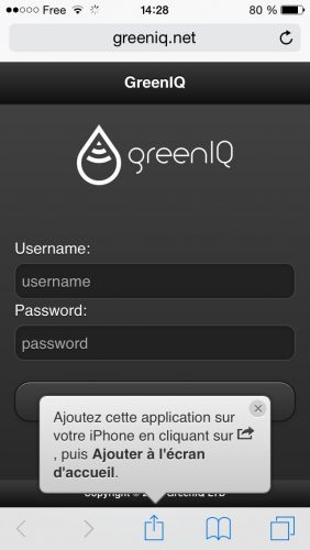 GreenIQ_test_appli001