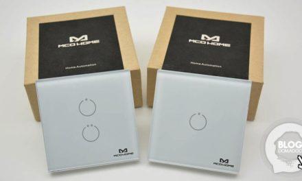 Les interrupteurs Z-Wave design MCOHome sont disponibles
