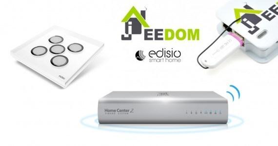 Utilisation d un interrupteur Edisio avec la Home Center 2 00