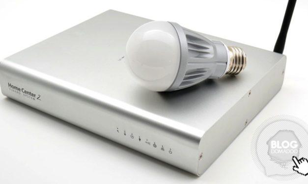 Guide d'utilisation de l'ampoule RGBW Zipato avec la box domotique Home Center 2 de Fibaro
