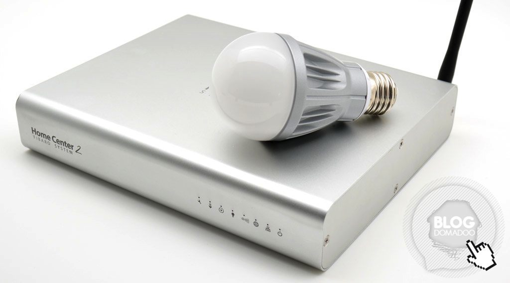 fibaro homecenter2 zipato led bulb RGBW guide domadoo1