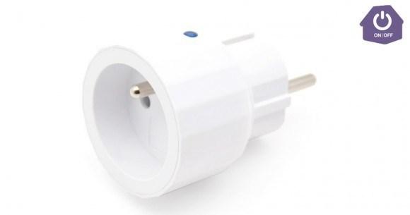 Gérez et visualisez l'état de votre dispositif électrique à distance grâce à la prise commutateur Everspring AN180-6 et la box domotique Eedomus Plus