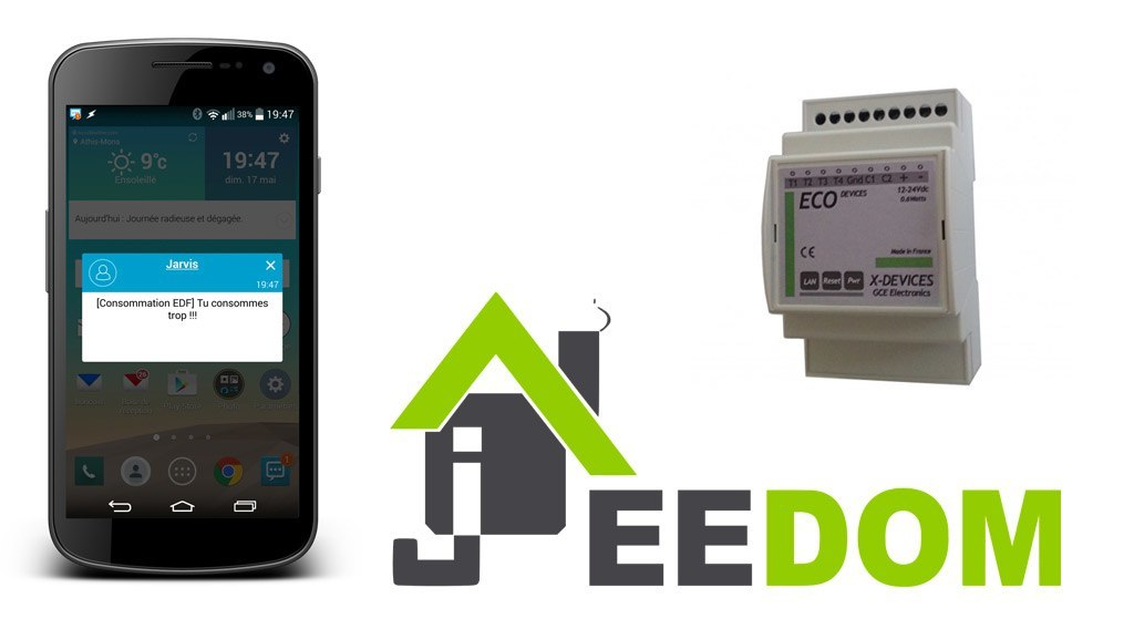 jeedom eco devices gce electronics guide utilisation domadoo