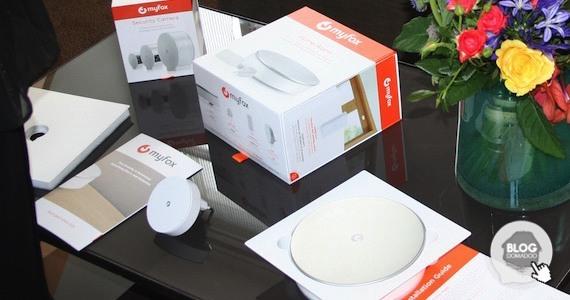 MyFox présente sa nouvelle solution sécurité: MyFox Home Alarme