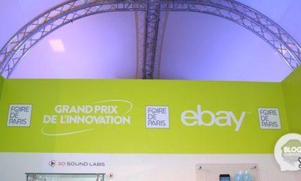 Okidokeys recoit le grand prix de l'innovation à la Foire de Paris !