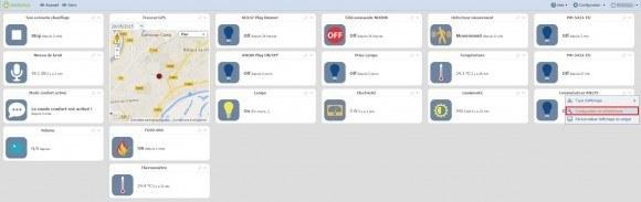 Rendez votre eclairage ou dispositif electrique intelligent grâce au micromodule commutateur AN179 Smarthome Europe by Everspring avec la box domotique Eedomus Plus